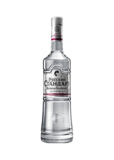Vodka Russian Standard Platinum 0,70 lt.