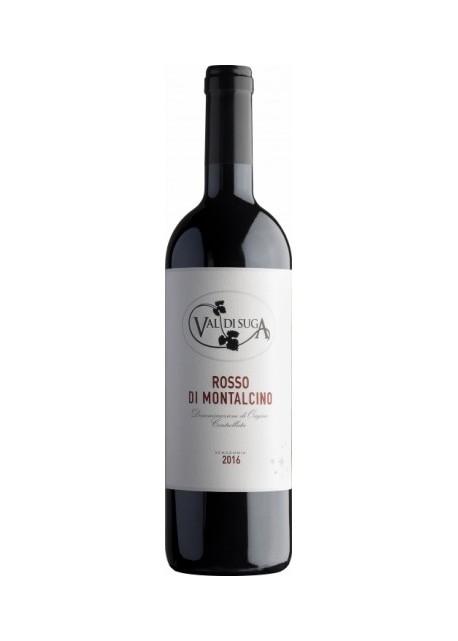 Rosso di Montalcino Val di Suga 2016 0,75 lt.