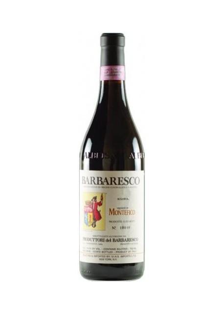 Barbaresco Cantina Produttori del Barbaresco Montefico Riserva 2014 0,75 lt.