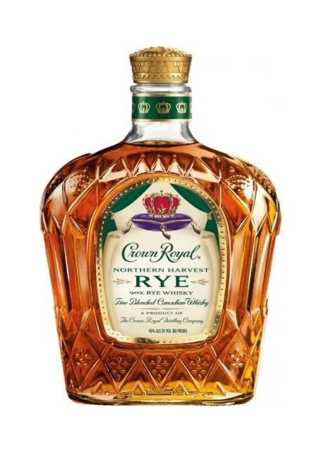 Whisky Crown Royal Northern Harvest Rye 1 lt.