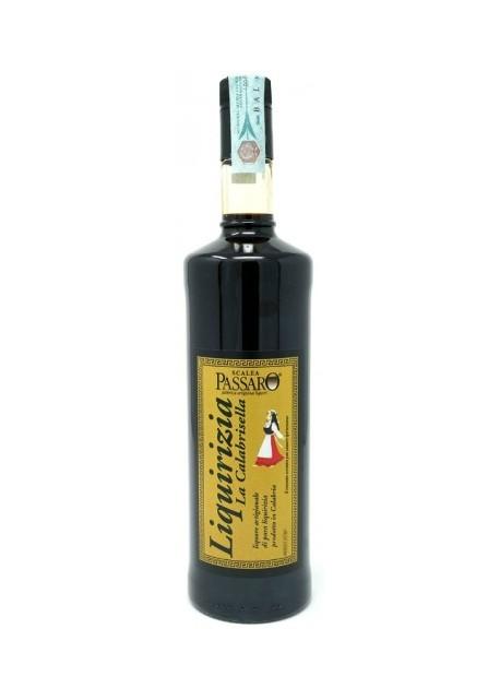 Liquore Liquirizia Passaro 0,70 lt.