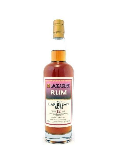 Rum Blackadder Caroni 12 anni 0,70 lt.