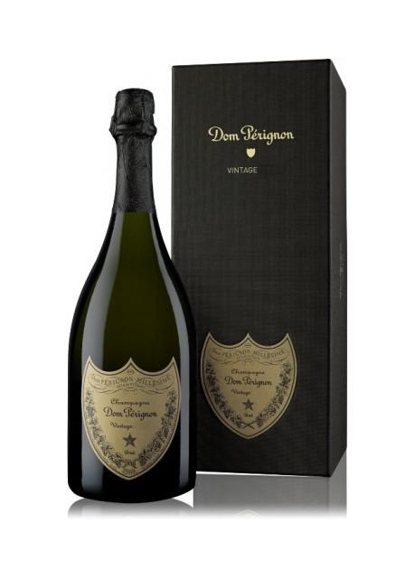 Champagne Dom Perignon Vintage 2010 (Con Astuccio) 0,75 lt.