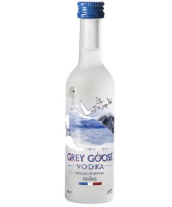 Vendita online Vodka Grey Goose (Mignon)