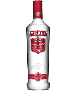 Vendita online Vodka Smirnoff Red