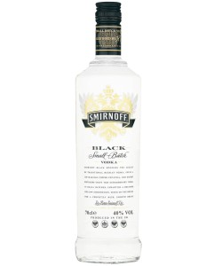 Vendita online Vodka Smirnoff Black