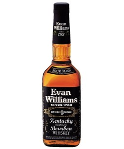 Vendita online Whiskey Evan Williams Extra Bourbon