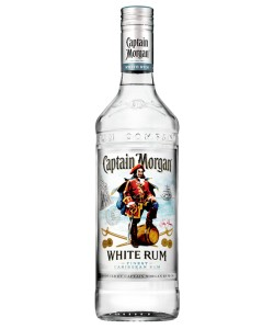 Vendita online Rum Captain Morgan White