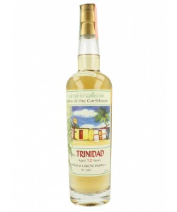 Vendita online Rum Caroni High Spirit's collection Trinidad 12 Years Old - 1991