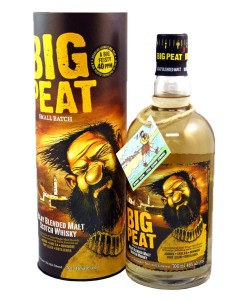Vendita online Scotch Whisky Big Peat Blended