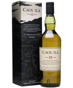 Vendita online Scotch Whisky Caol Ila 12 Years Old Single Malt