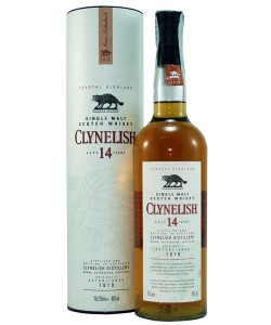 Vendita online Scotch Whisky Clinelysh 14 Years Single Malt