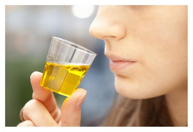 Analisi olfattiva dell'olio