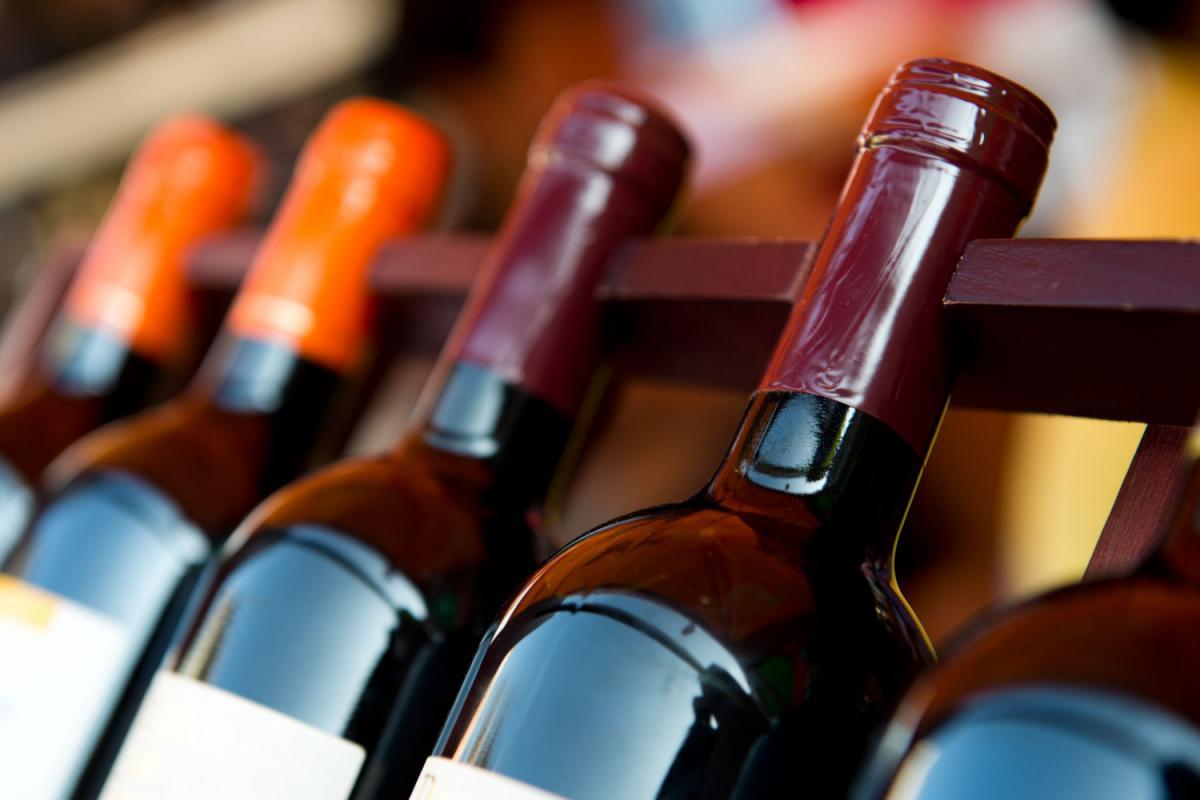 Ossigeno nel vino